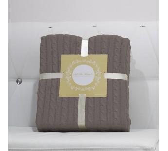 Меландж (шоколад) Плед 220х240 Sofi De Mark O