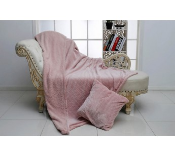 Фабиян (розовый) Плед 200х230 Sofi De Mark O