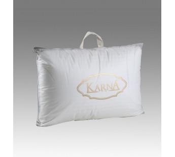 Подушка Турция сатин полосатый VIA (50x70) см