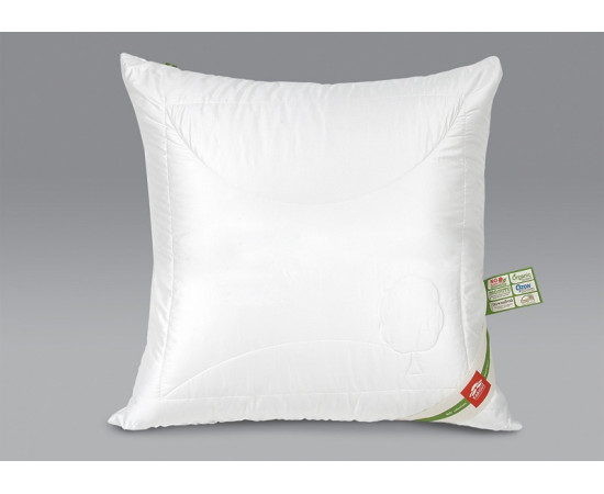 Подушка со съемным чехлом Био Тенсель 68х68