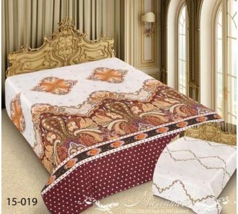 15-019 150х220 Barokko Покрывало ультрастеп Марианна