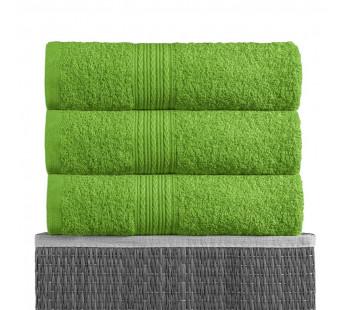 Зеленая 180х210 Простыня Махровая BAYRAMALY