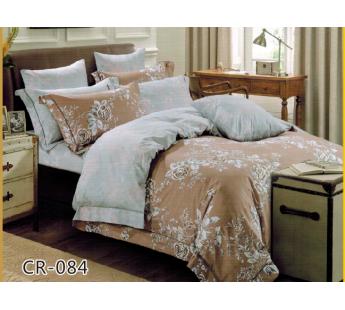 Ларри семейный комплект постельного белья сатин люкс Retrouyt