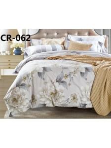 062 Комплект постельного белья евро сатин люкс Retrouyt