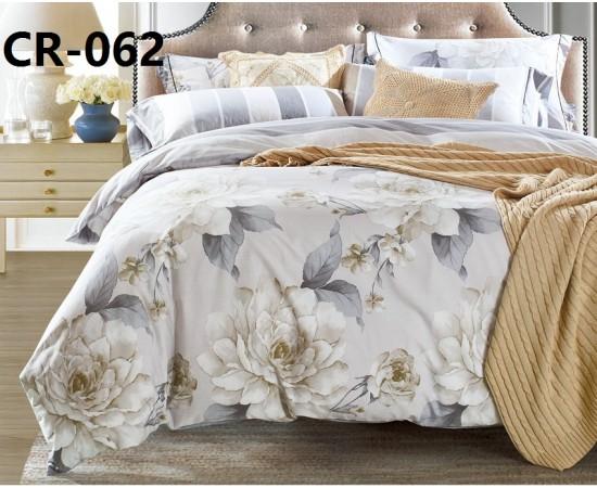 Комплект постельного белья CR-062 евро сатин люкс Retrouyt