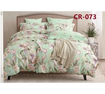 073 комплект постельного белья евро сатин люкс Retrouyt
