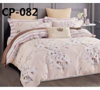 CP-082 комплект постельного белья евро сатин Retrouyt