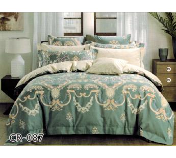 Штефан семейный комплект постельного белья сатин люкс Retrouyt