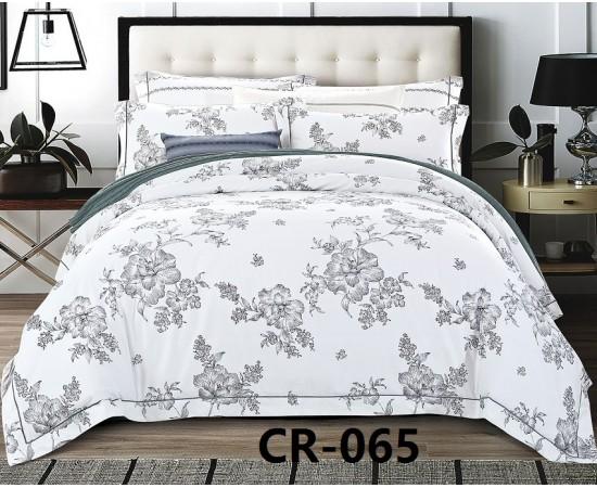 Комплект постельного белья CR-065 евро сатин люкс Retrouyt