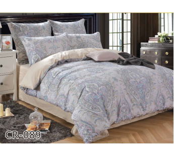 Жордж семейный комплект постельного белья сатин люкс Retrouyt