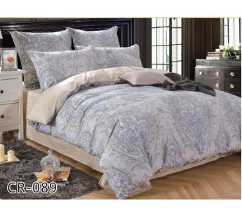 Жордж комплект постельного белья евро сатин люкс Retrouyt