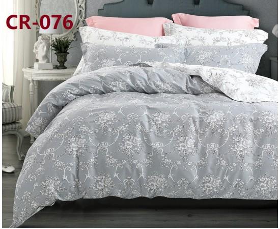 076 комплект постельного белья евро сатин люкс Retrouyt