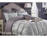 Джейсон комплект постельного белья евро сатин люкс Retrouyt