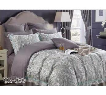 Джейсон семейный комплект постельного белья сатин люкс Retrouyt