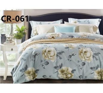 061 семейный комплект постельного белья сатин люкс Retrouyt