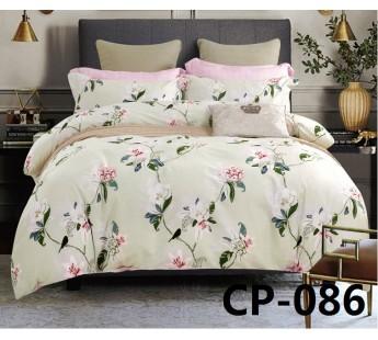 CP-086 комплект постельного белья  евро сатин Retrouyt