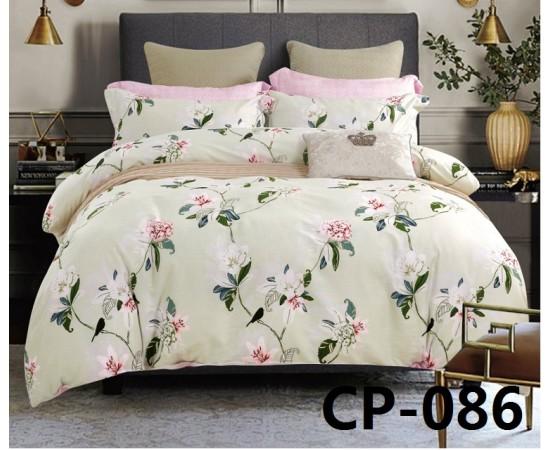 Комплект постельного белья CP-086 евро сатин Retrouyt