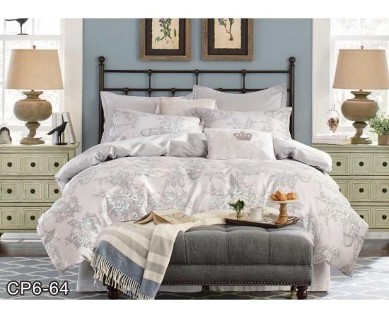 Комплект постельного белья CP-064 евро сатин Retrouyt