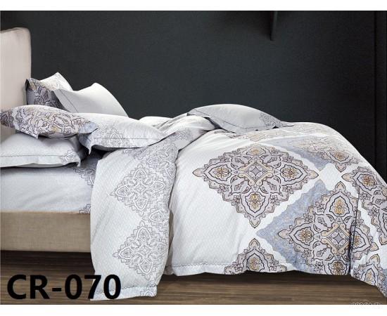 Комплект постельного белья CR-070 евро сатин люкс Retrouyt