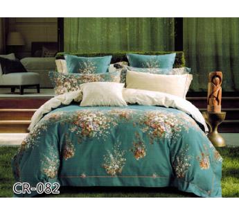 Леонель семейный комплект постельного белья сатин люкс Retrouyt