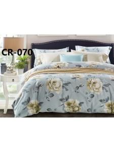 061 Комплект постельного белья евро сатин люкс Retrouyt