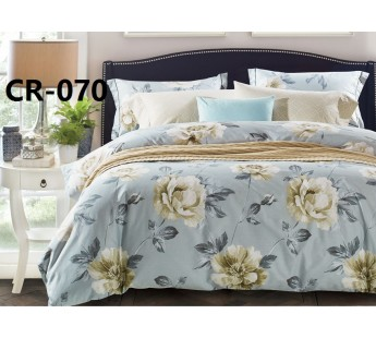 FLOO Комплект постельного белья евро сатин люкс Retrouyt