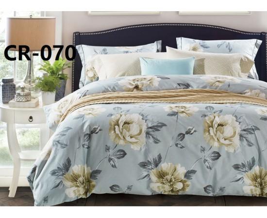 Комплект постельного белья CR-061 евро сатин люкс Retrouyt
