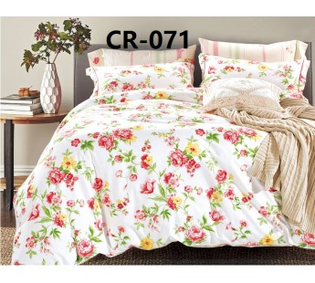 071 евро Комплект постельного белья сатин люкс Retrouyt