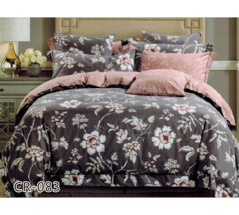 Марк семейный комплект постельного белья сатин люкс Retrouyt