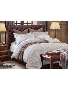 CP-065 комплект постельного белья евро сатин Retrouyt