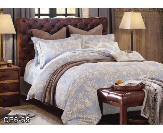 Комплект постельного белья CP-065 евро сатин Retrouyt