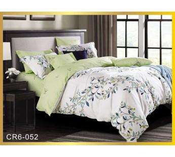 052  Комплект постельного белья евро сатин люкс Retrouyt