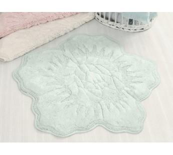 ROSALINDA Yesil (салатовый) Коврик для ванной 90x90 IRYA Хлопок
