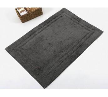 MARGOT Antrasit (темно-серый) Коврик для ванной 50x75 IRYA Хлопок