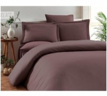 Комплект постельного белья из бамбука евро XAMISS-4  Турция