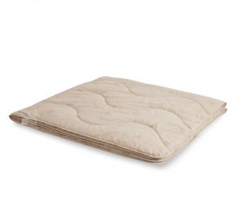 """Одеяло """"Полли"""" 200х220 овечья шерсть легкое Легкие сны"""