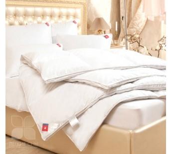 """Одеяло """"Камилла"""" 172х205 гусиный пух теплое Легкие Сны (уценка)"""