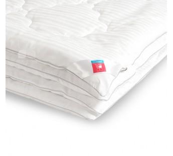 """Одеяло лебяжий пух """"Элисон"""" 140х205 легкое Легкие Сны"""