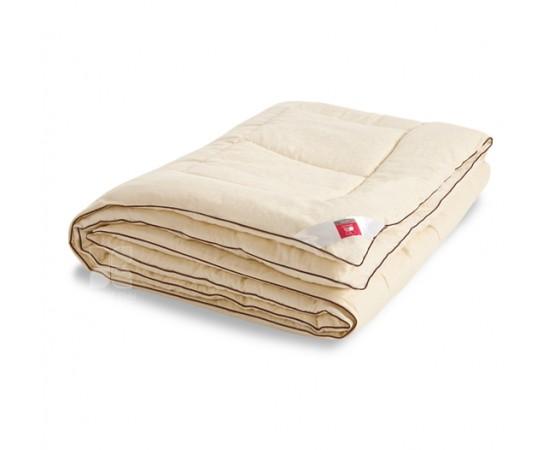 Одеяло Милана 200х220 пух горной козы теплое Легкие Сны