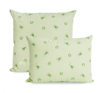 "Подушка ""Бамбук"" 38х60 бамбуковое волокно Легкие сны"
