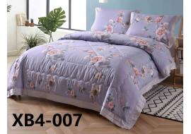 INNA-07 Комплект постельного белья евро с ОДЕЯЛОМ