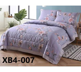 Комплект постельного белья евро с ОДЕЯЛОМ xb6-07 Retrouyt