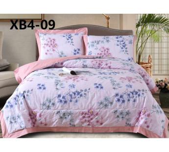 Комплект  семейный с двумя одеялами xb7-09 Retrouyt