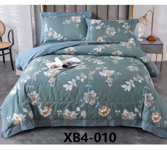 xb6-10 Комплект постельного белья евро с ОДЕЯЛОМ Retrouyt