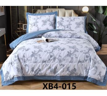 xb6-15 Комплект постельного белья евро с ОДЕЯЛОМ Retrouyt