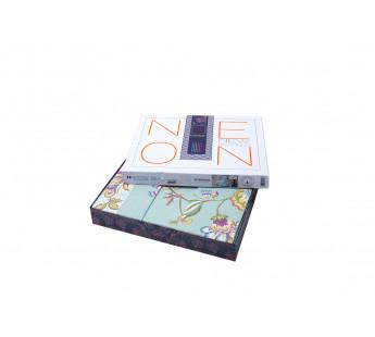 Постельное бельеТурция ранфорс JARDI (Eвро) 50х70*2 шт