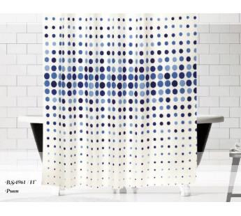 Штора для ванной DROP 180Х200 v10