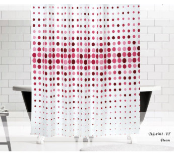 Штора для ванной DROP 180Х200 v11