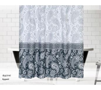 Штора для ванной DROP 180Х200 v5