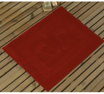 "Коврик ""KARNA"" LIKYA (50x70) см 1/1 Красный"